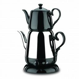 Nosta Electrical Tea Pot -Black/Elektrikli Cay Takimi /A339